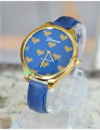 Reloj Geneva Cute Hearts