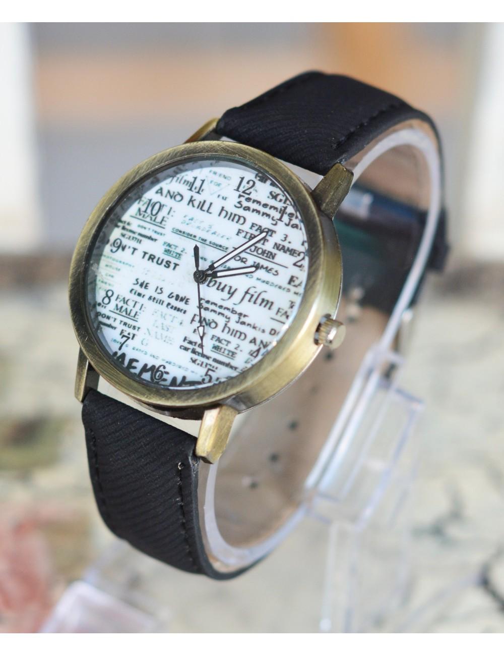 Reloj Vintage Unisex