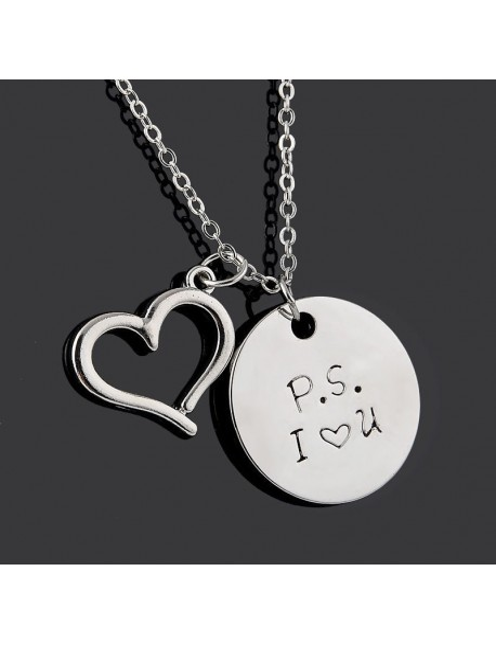 Collar P.S I Love You