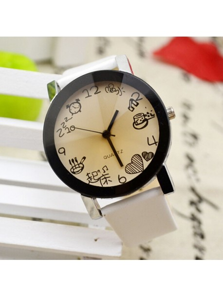 Reloj Cute Draws
