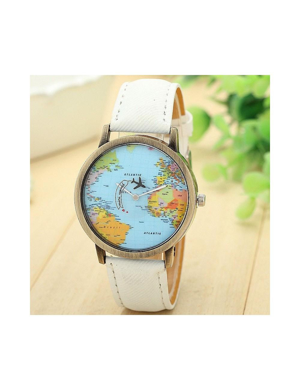 Reloj Mini World