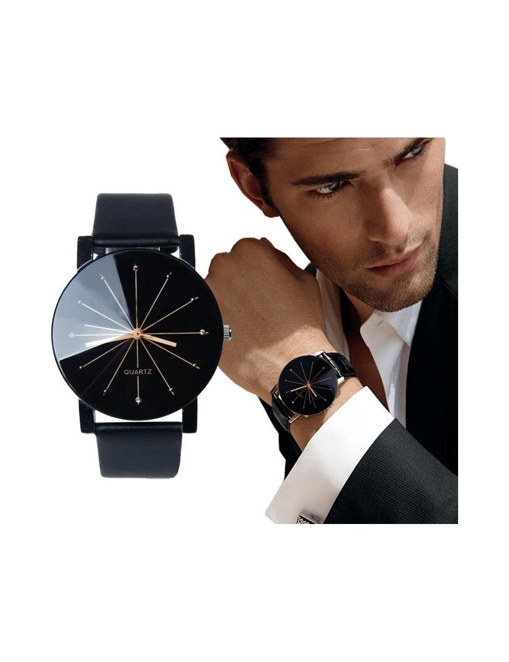 Reloj de vestir para hombre