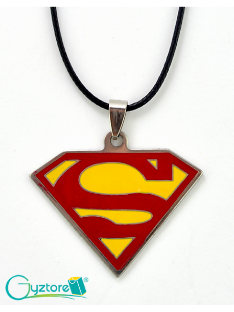 Collar Marvel SuperMan