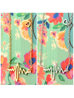 Collar Heartbeat ♥