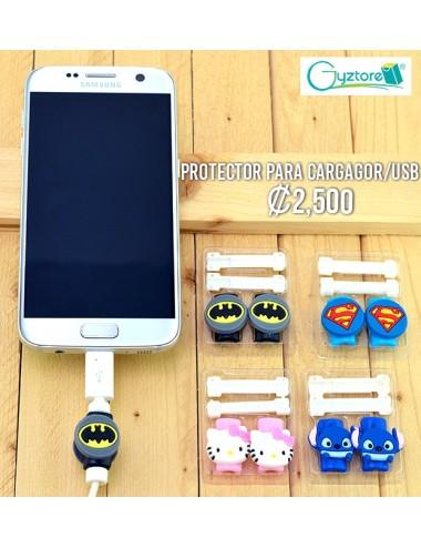 Protectores para cargador/USB