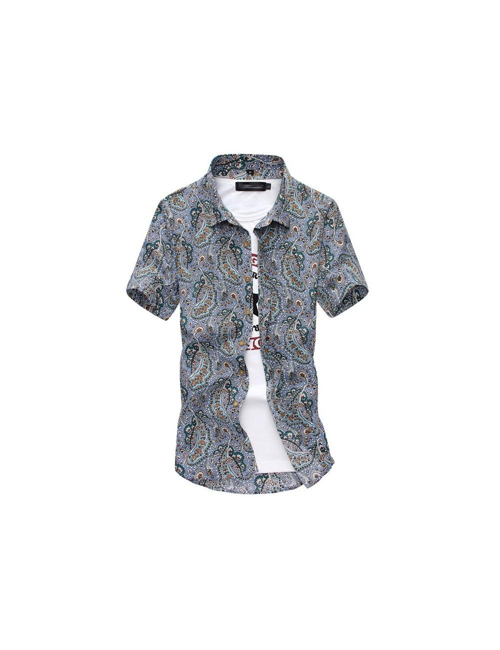 """Camisa de hombre """"Light Retro"""""""