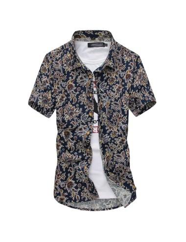 """Camisa de hombre """"Psico Retro"""""""