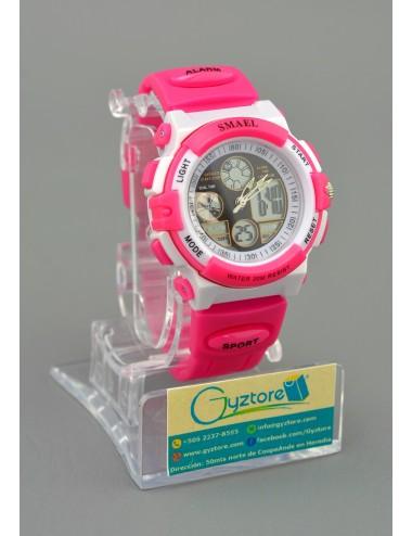 Reloj deportivo digital