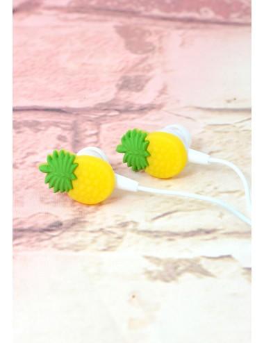 Audífonos de piña