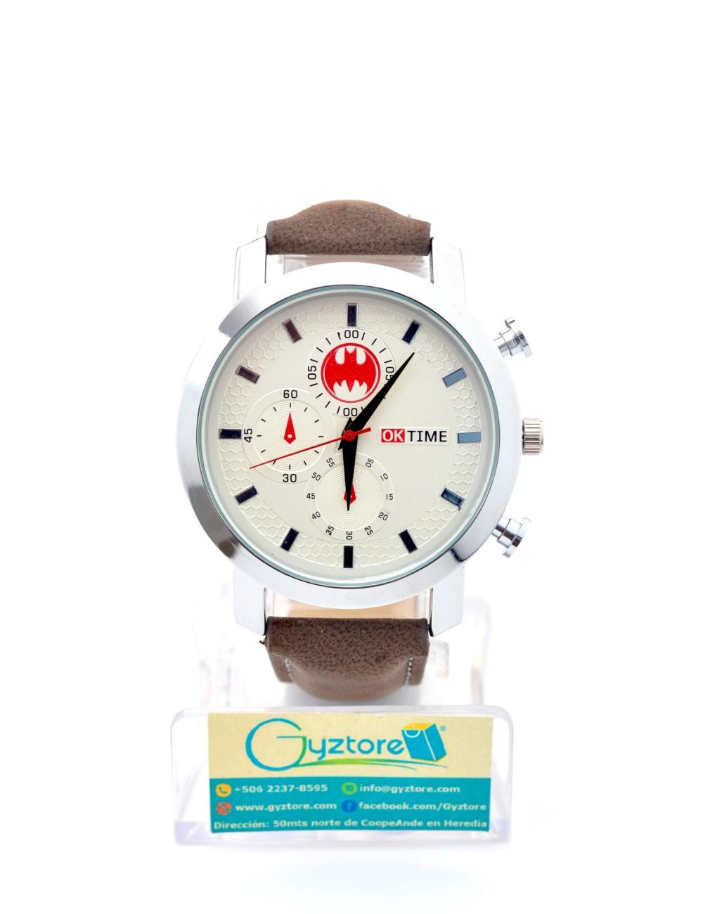 Reloj Casual Diseño de Batman
