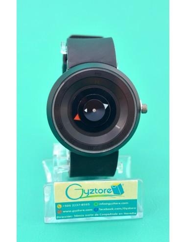 Reloj Unisex Minimalista con Faja de Silicón