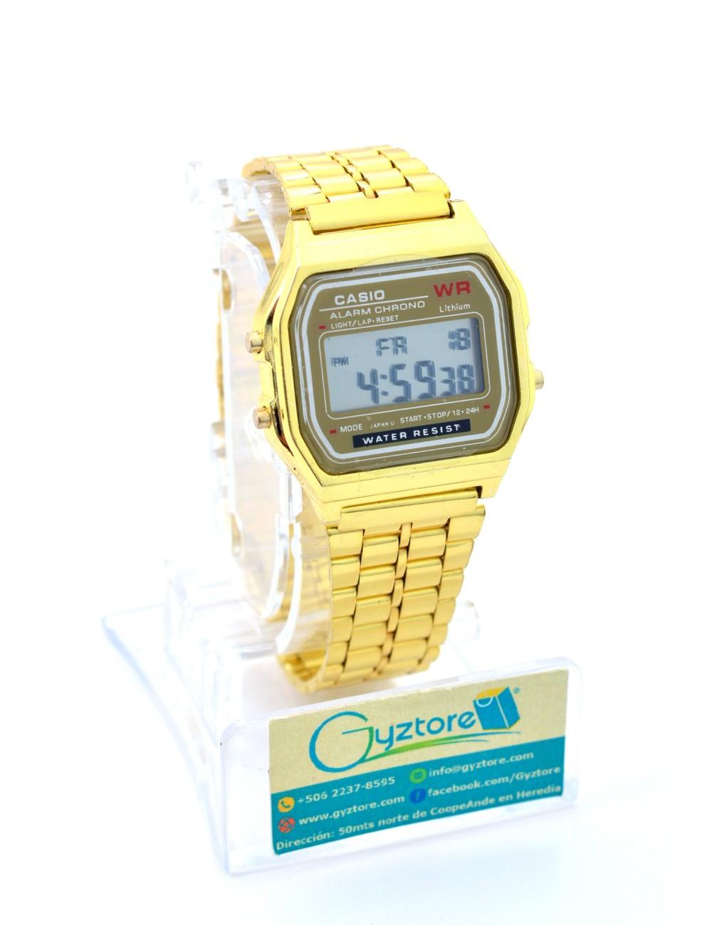 Reloj Estilo Retro LCD Digital