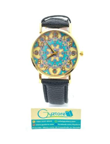 Reloj Diseño de Mandala