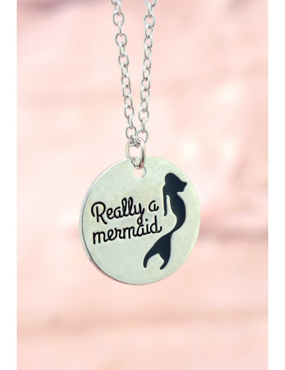 Collar Really a mermaid
