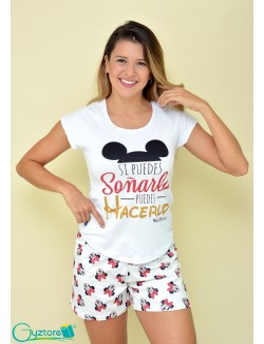 """Pijamas """"Si puedes soñarlo"""""""
