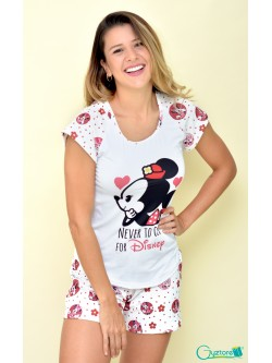 "Pijamas ""Never too old for Disney"""