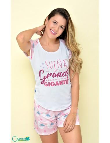 """Pijamas """"Sueña en Grande"""""""