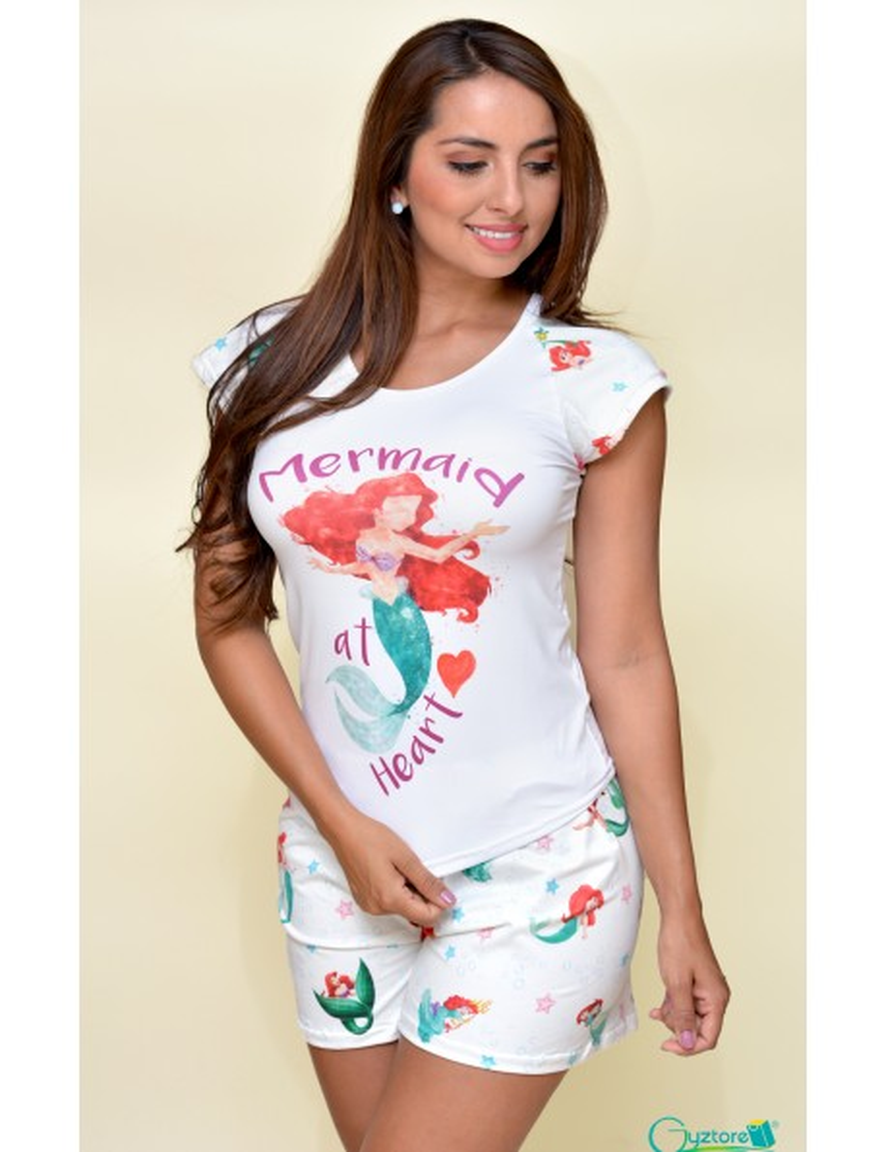 "Pijamas de Sirenita ""Mermaid at Heart"""