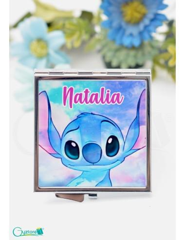 Espejo personalizado diseño de Stitch