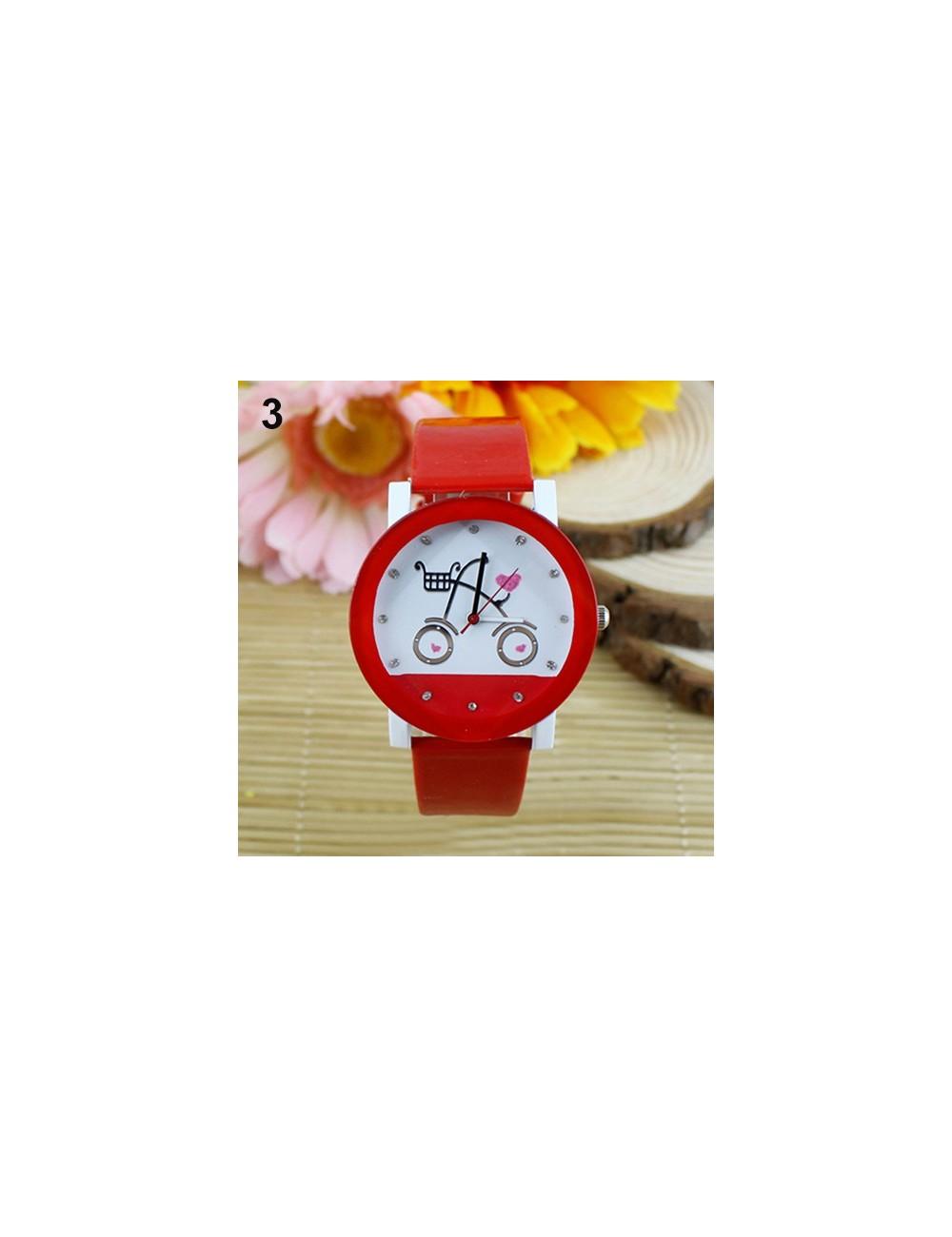 Reloj vintage bicicleta Posh