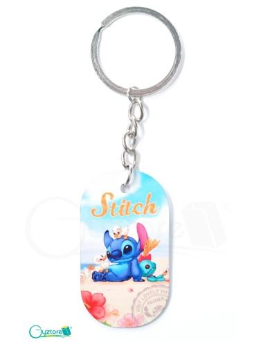 """Llavero diseño de """"Stitch"""""""