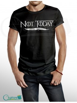 "Camiseta Game of Thrones ""Not Today"""