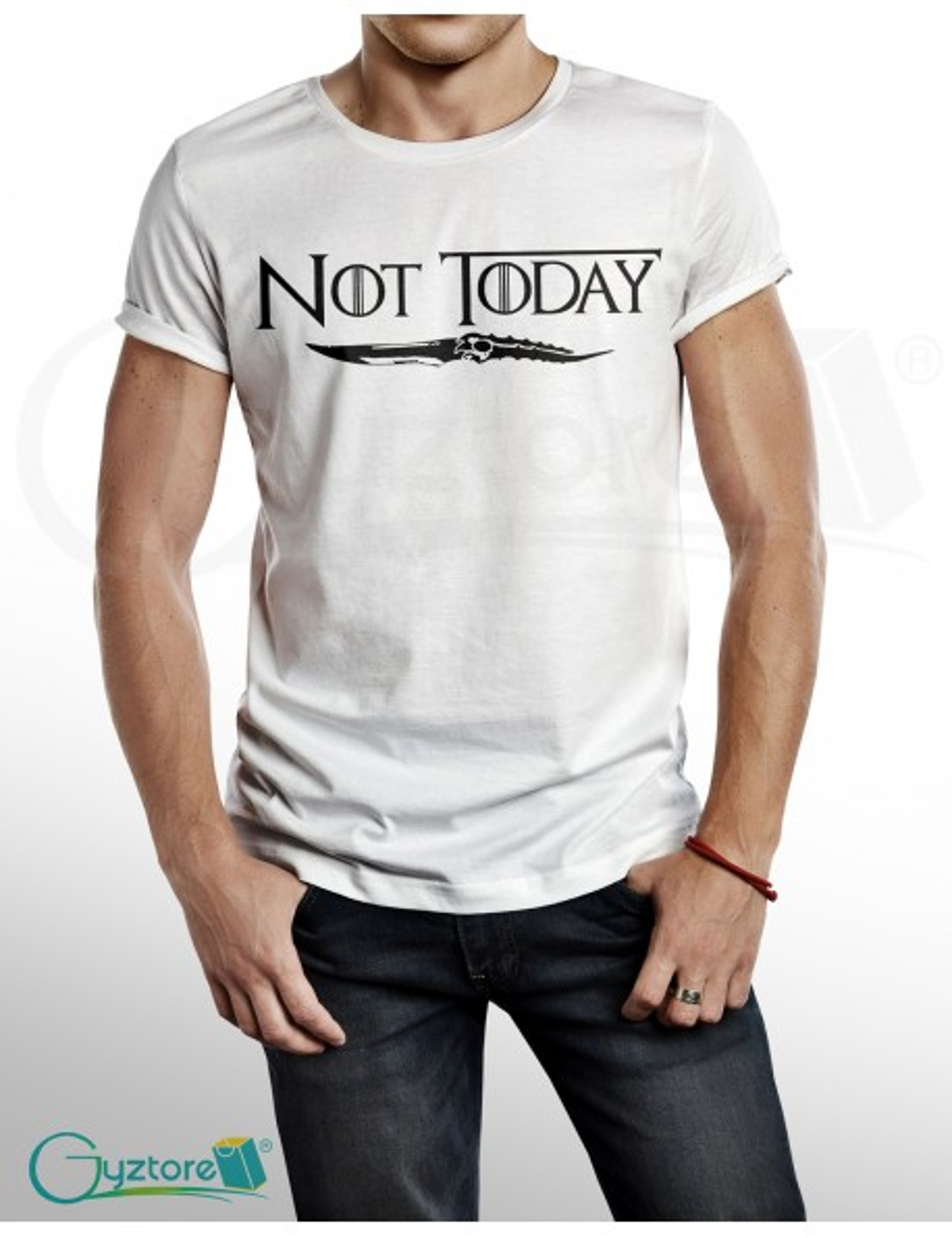 "Camiseta Game of Thrones ""Not Today"""