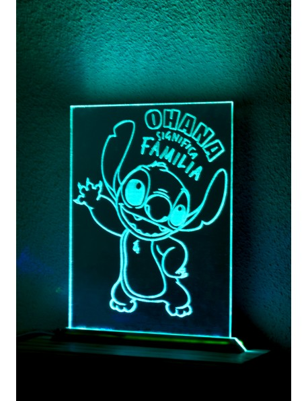 Lámpara-Espejo LED decorativa diseño Avengers