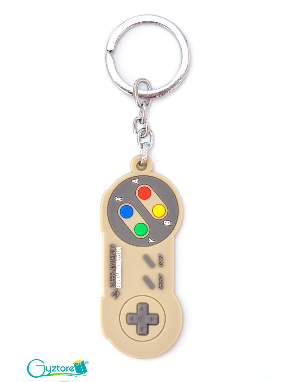 Llavero diseño de Nintendo