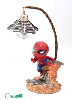 Lámpara decorativa diseño Spiderman