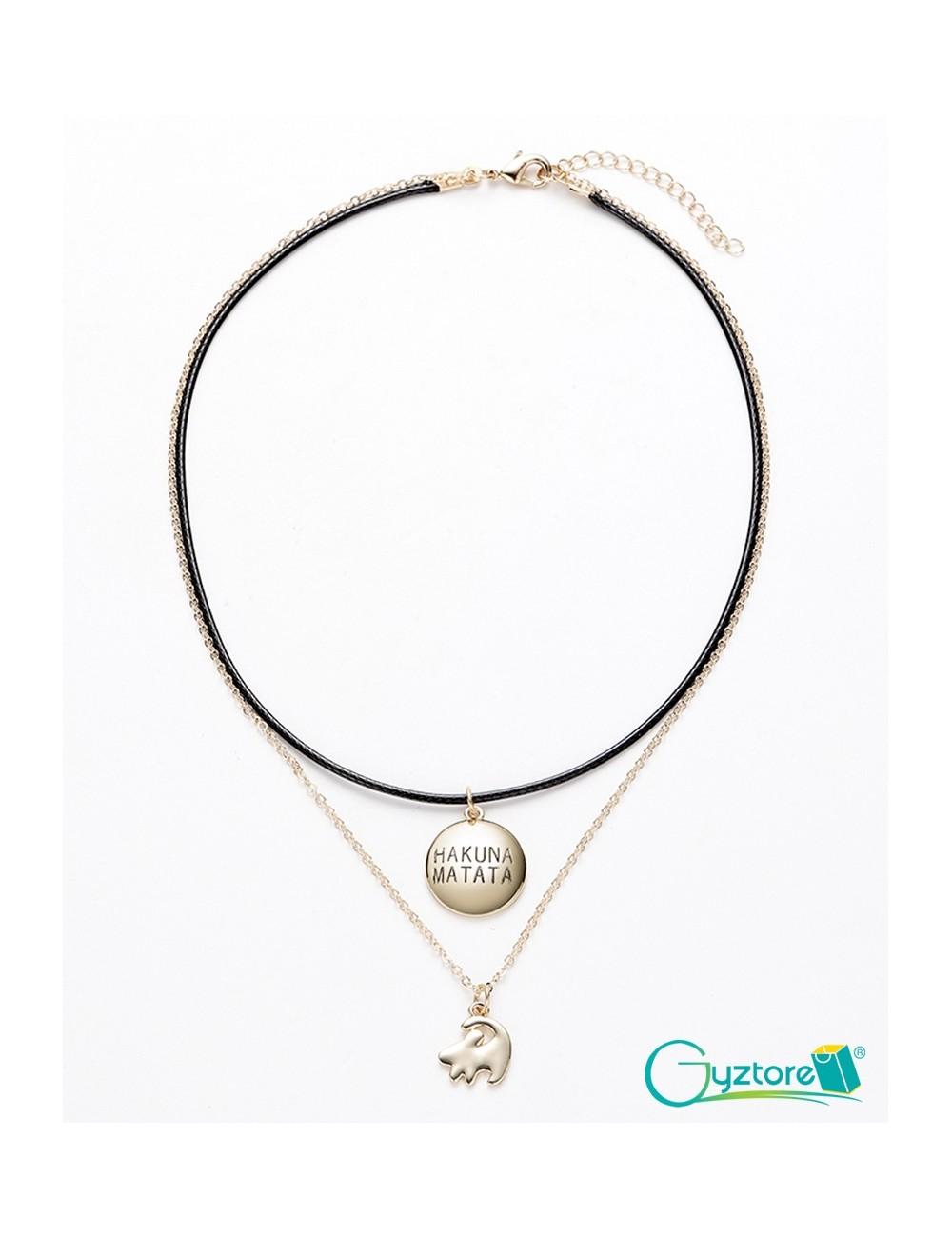 Collar Hakuna Matata