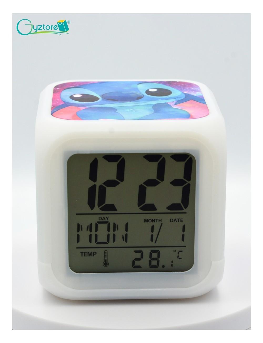 """Relojes digitales """"El Principito"""" con LED multicolor"""