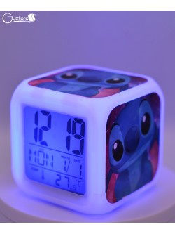 "Relojes digitales ""El Principito"" con LED multicolor"