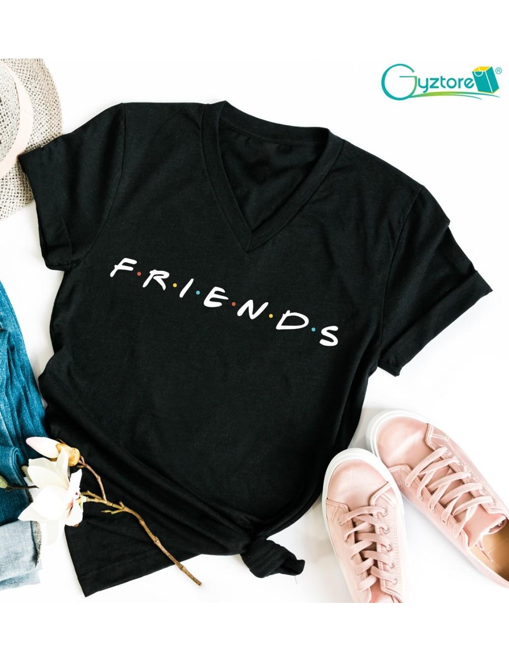"""Camisetas """"Friends"""""""