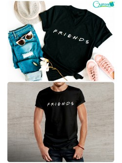 "Camisetas ""Friends"""