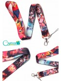 Lanyard de Gravity Fall