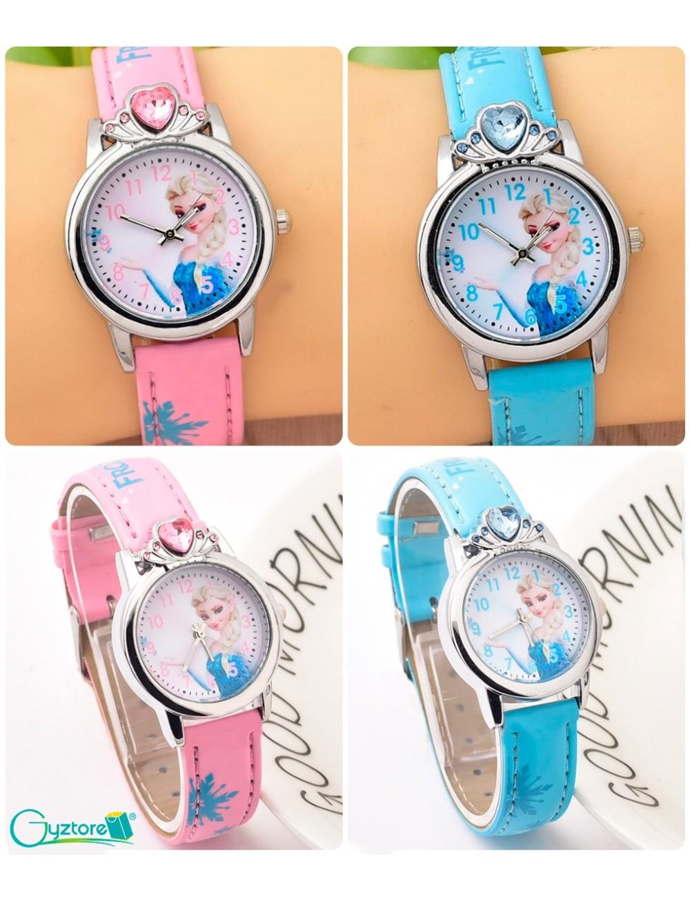 Reloj diseño de Frozen