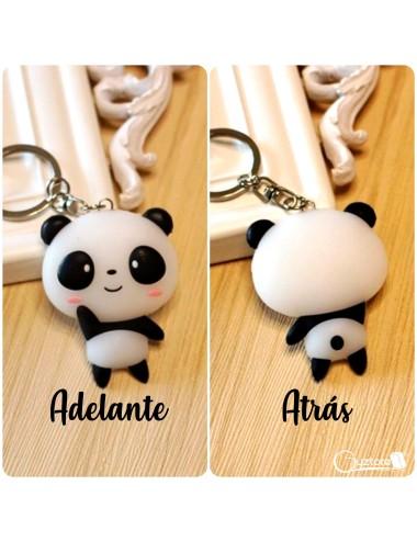 Llavero de panda
