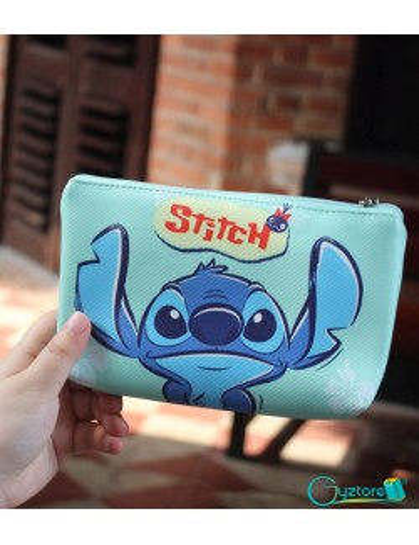 Cosmetiquera diseño de Stitch