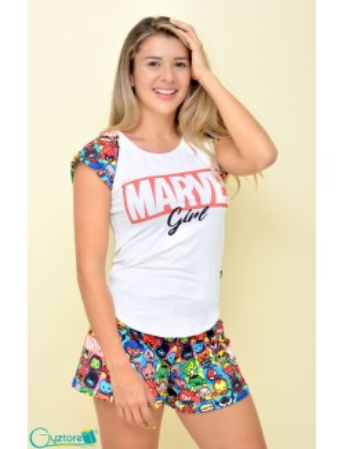 """Pijamas """"Marvel Girl"""""""