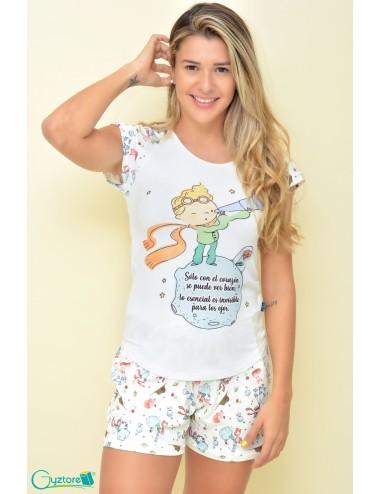 """Pijamas """"El Principito"""""""