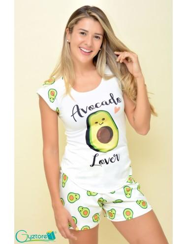 """Pijamas """"Avocado lover"""""""