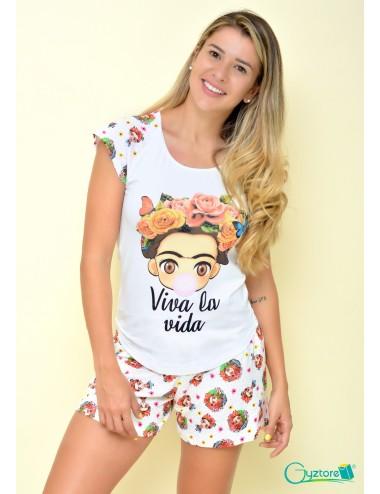 """Pijamas """"Frida Khalo"""""""