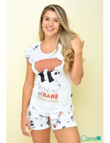 "Pijamas ""Osos Escandalosos"""