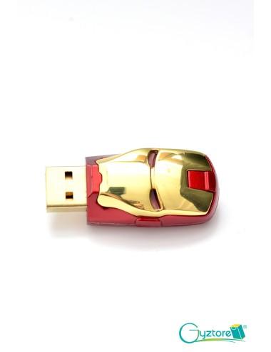 Llave Maya de 32GB diseño IronMan