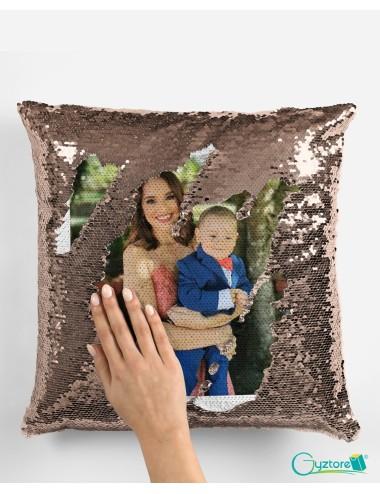 Almohadón Mágico personalizable con foto Magic Pillow
