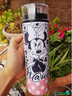 Botella Minnie Mouse