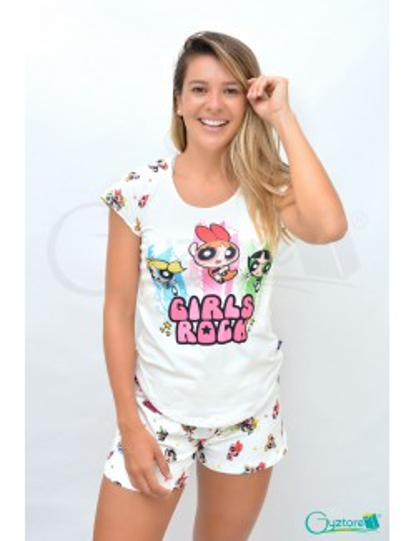 "Pijamas ""Chicas SuperPoderosas"""