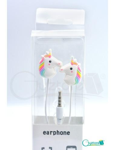 Audifonos de unicornio