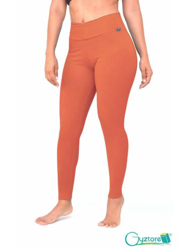 Licra larga color Naranja